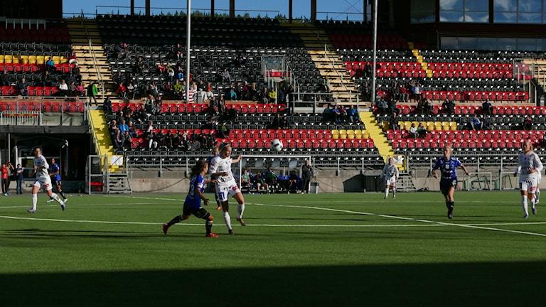 Det blev oavgjort, 2-2, när ÖDFF tog emot Sirius hemma på Jämtkraft Arena på söndagen.