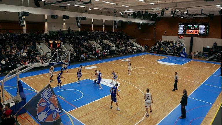 Jämtland Basket.