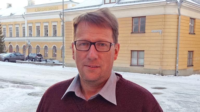 Anders Häggkvist kommunalråd Härjedalen Centerpartiet