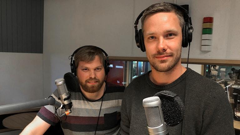 Tomas Andersson och Per-Olof Göransson