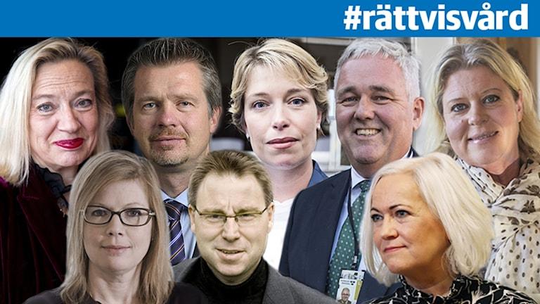 politiker, vård, rättvisvård, rättvis vård, Storsjöteatern, debatt