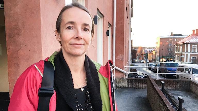 Maria Boberg är stadsarktiekt på Östersunds kommun.