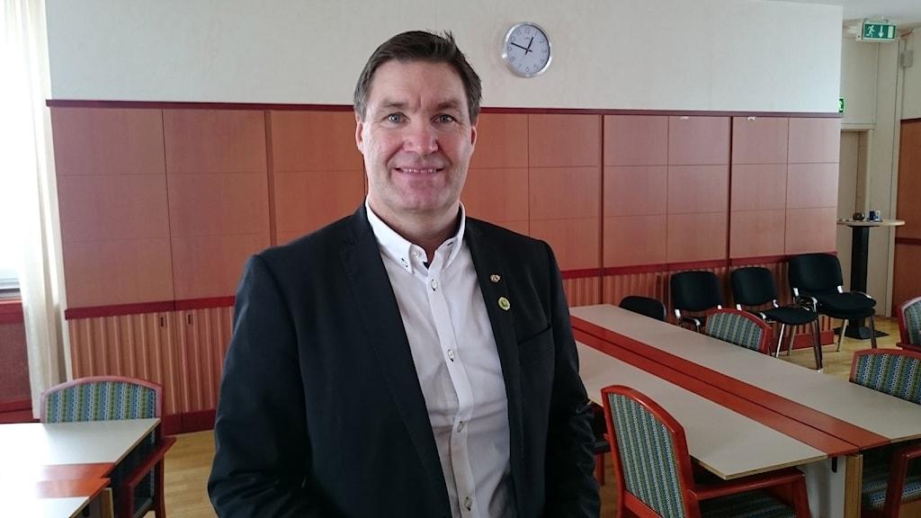 Andreas Karlsson, landsbygdsutvecklare Torsta kunskapscentrum i Ås