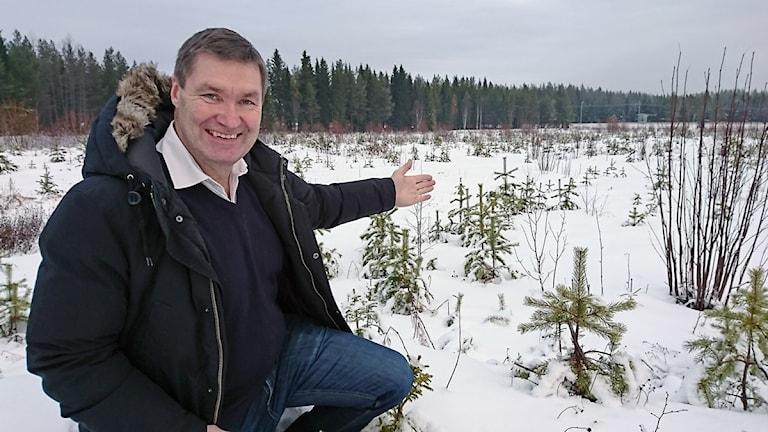 Andreas Karlsson (C), landsbygdsutvecklare Torsta.