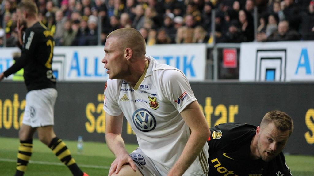Östersunds FK AIK Thomas Isherwood