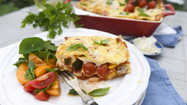Vegetarisk mat genrebild vego vegetariskt grön mat