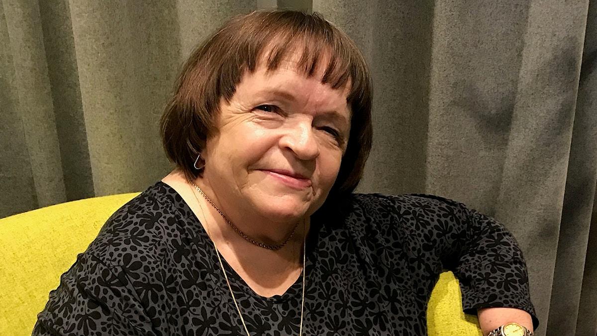 Annelie Henning veckans önskegäst