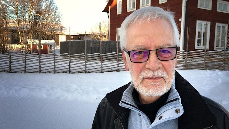 Önskegästen Göran Mann är engagerad i mycket hemma i Vemdalen med omnejd.
