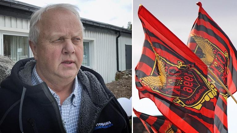 Bo Ottosson ordförande Östersunds fotbollsklubb ÖFK.