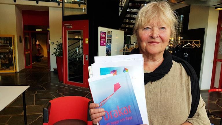 Ett porträtt på Ulla Oscarsson