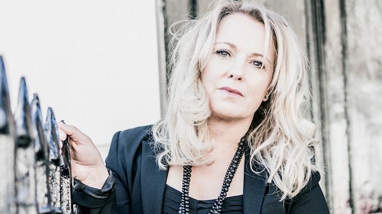 Skivaktuella artisten Anni Thorn från Åre.