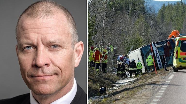 Försvarsadvokat Ulrik Smedberg