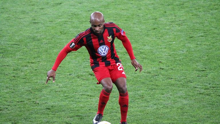 Fouad Bachirou Östersunds FK ÖFK
