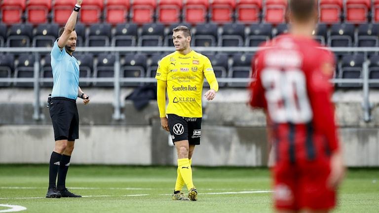 ÖFK förlorade mot Mjällby