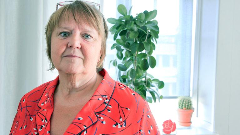 AnnSofie Andersson (S) kommunalråd Östersunds kommun 2