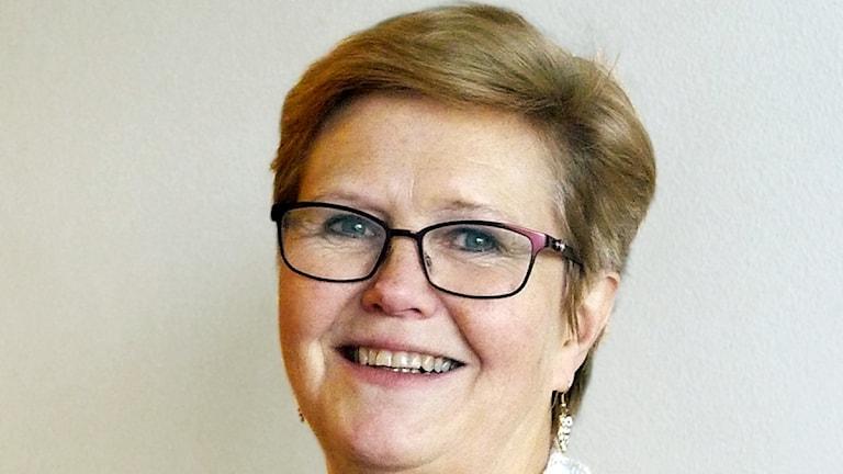 Ingela Jönsson, t f regiondirektör vid Region Jämtland Härjedalen. 161104. Foto: Sara Nilsson/Region Jämtland Härjedalen