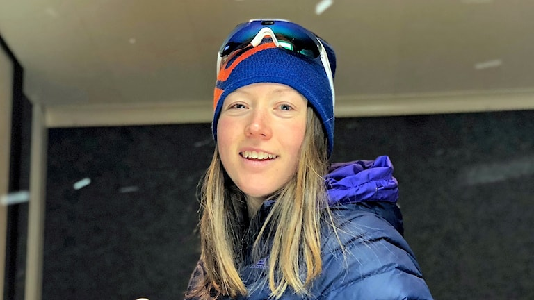 Laila Kveli, längdskidåkare