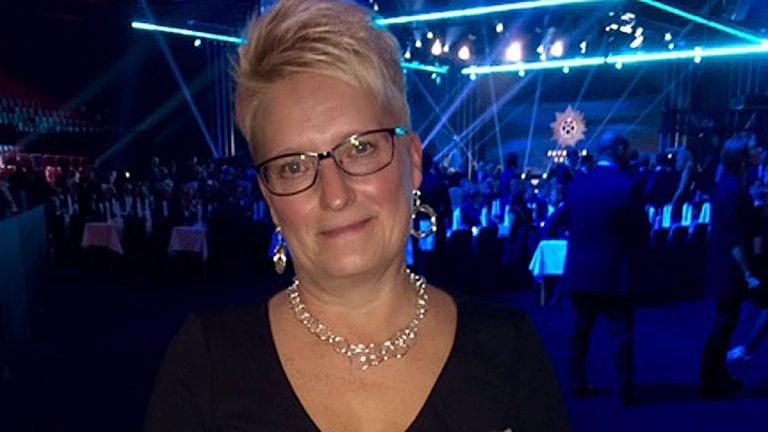 Carina Olsson, årets fotbollsförälder