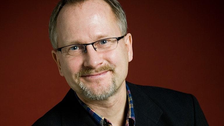Peter Sandberg Foto: Johan Ljungström/Sveriges Radio