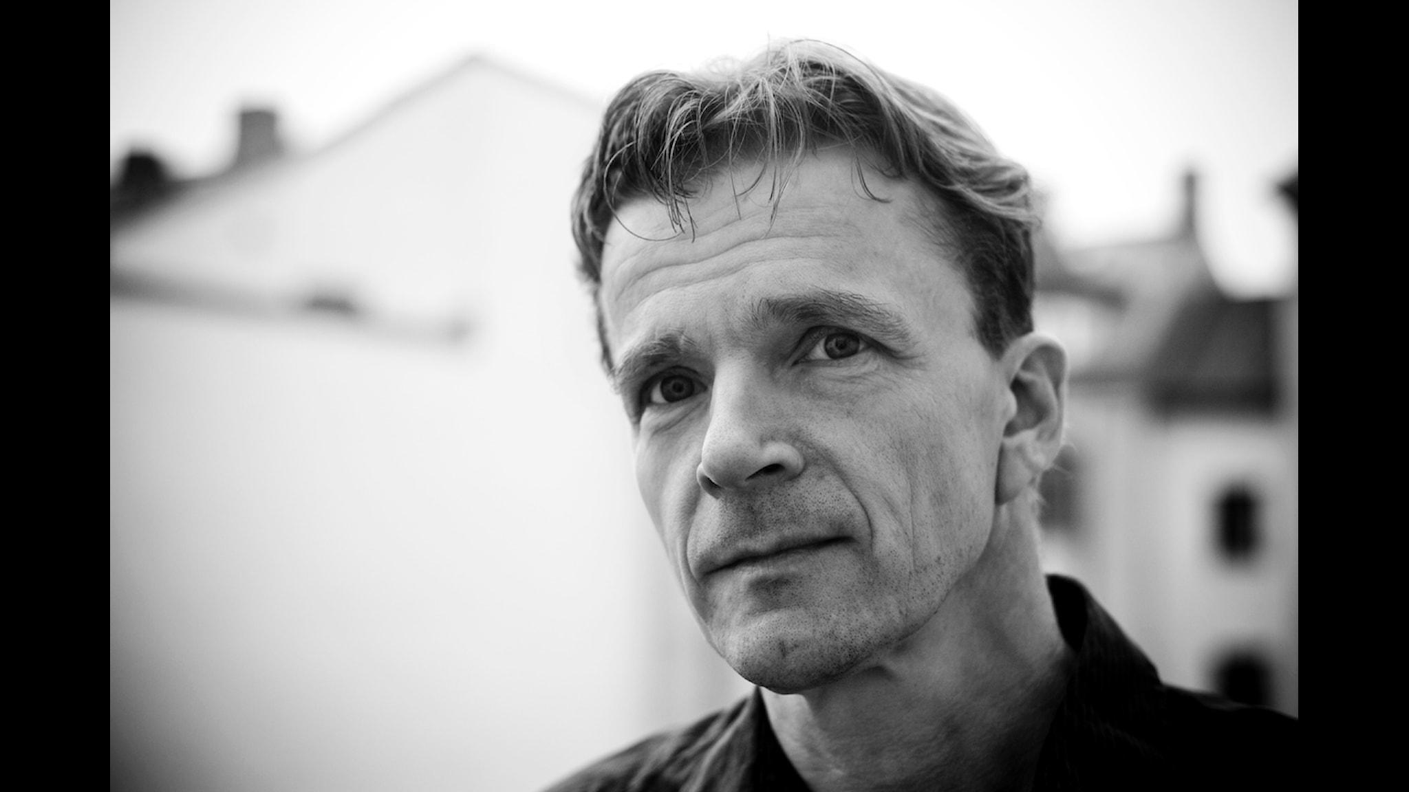 Hans Ruin, filosof. Foto: Cato Lein.