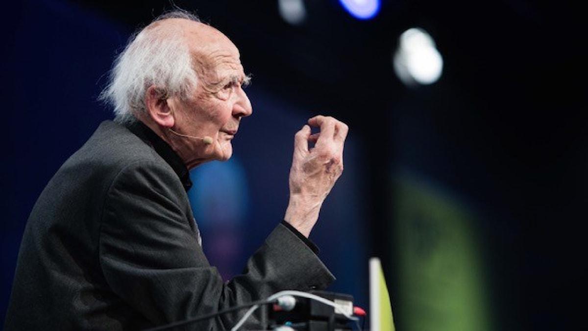 Zygmunt Bauman Foto Jan Zappner re publika (CC BY 2.0) (2)
