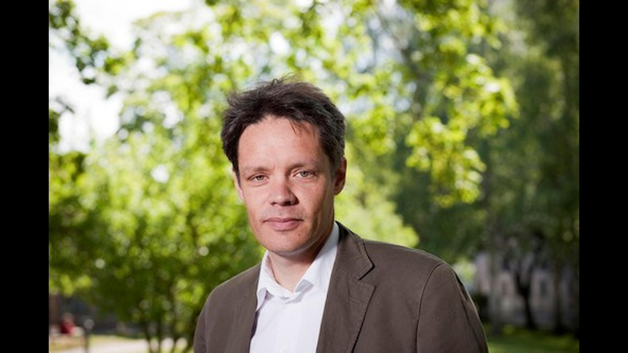 Ulf Danielsson. Foto: Mattias Ahlm/SR