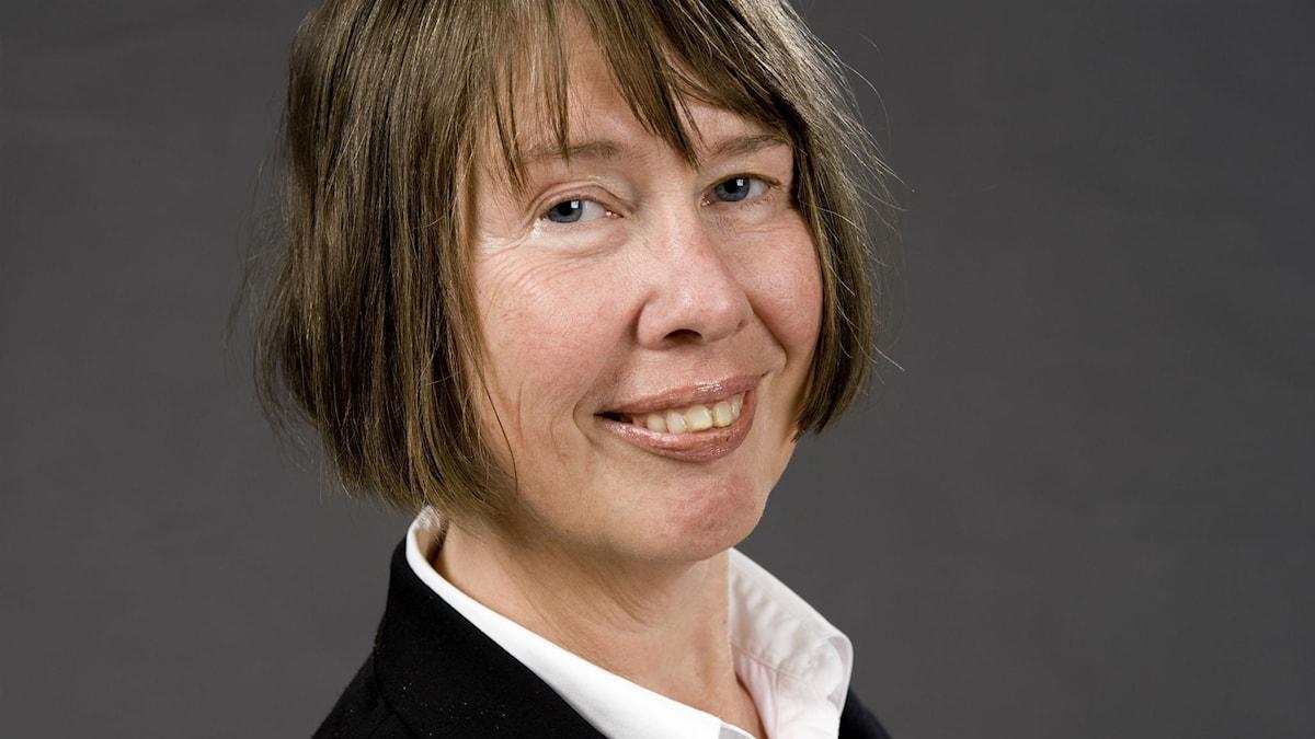 Gertrud Sandquist, rektor Konsthögskolan i Malmö. Foto: Konsthögskolan.