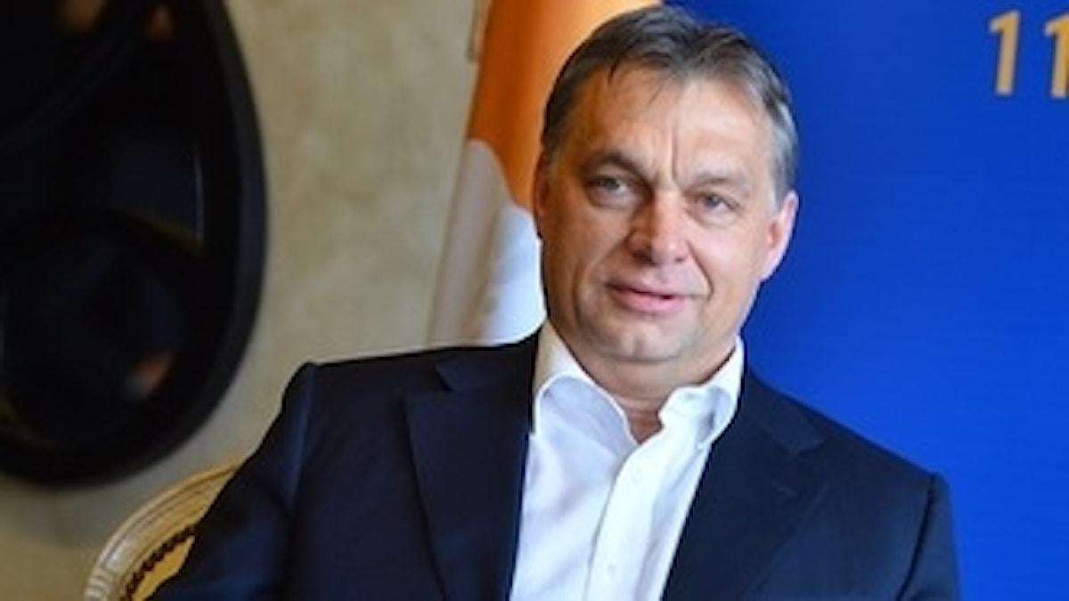 Ungerns premiärminister Viktor Orbán säger sig eftersträva en illiberal demokrati