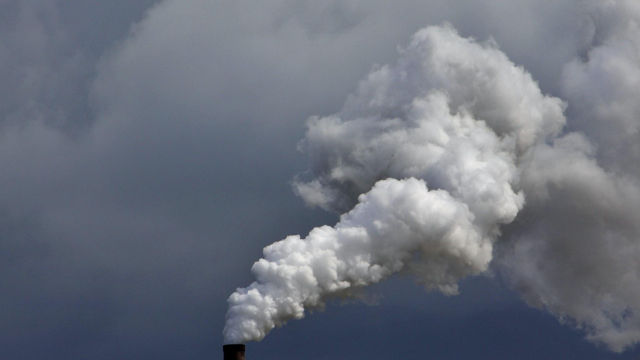 Växthusgaser, ett minne blott efter en rättvis omställning?