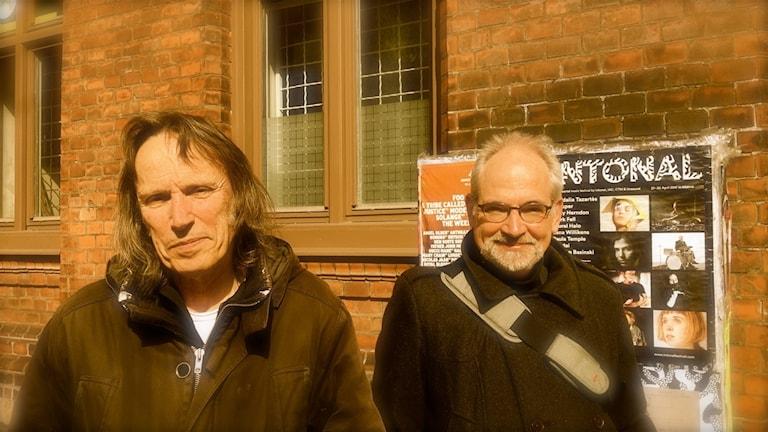 Ingmar Persson och Per Bauhn