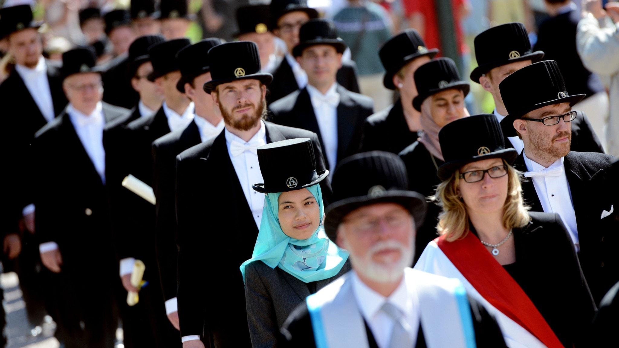 Doktorspromoverings-procession