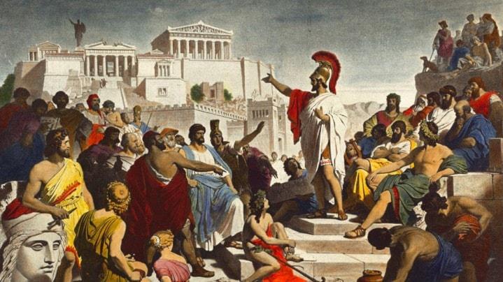 Demokratin under attack, men hur ska den överleva?