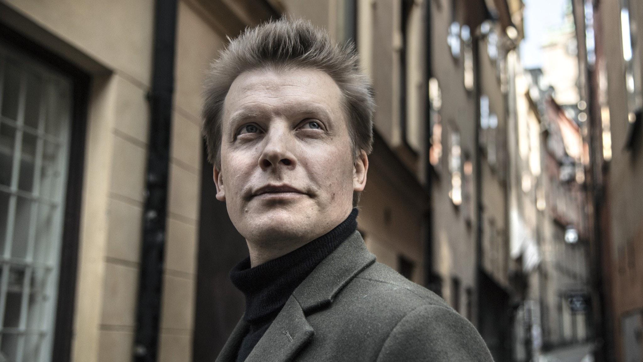 Filosofen Martin Hägglund