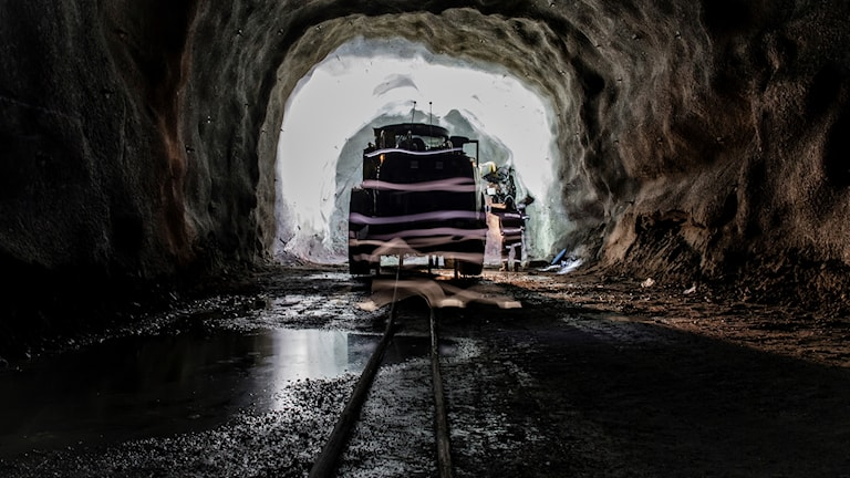 Gruva, gruvdrift, Malmberget