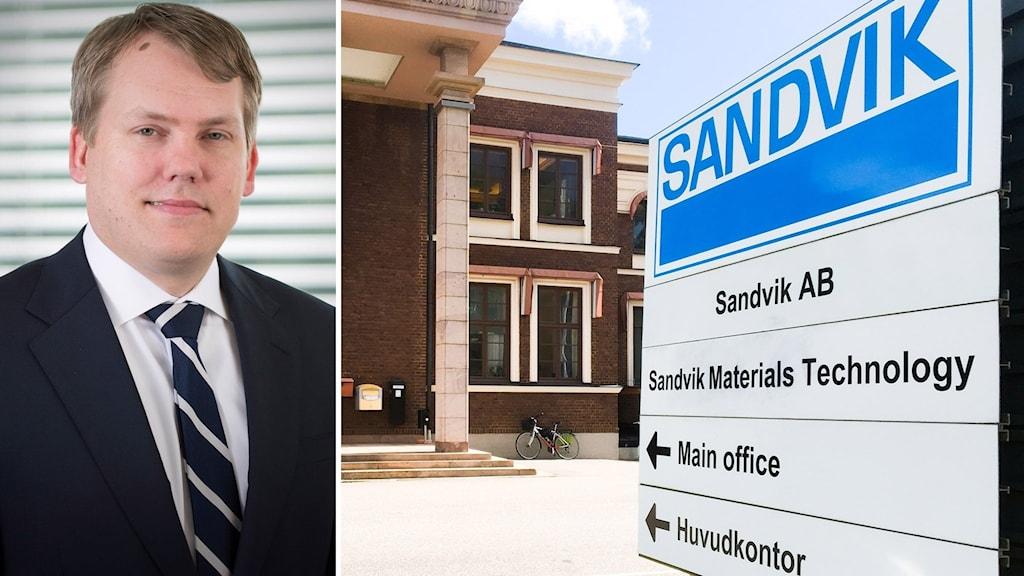 Sandviks styrelse har utsett Stefan Widing till ny vd och koncernchef för Sandvik. Han börjar sitt nya jobb senast april nästa år.