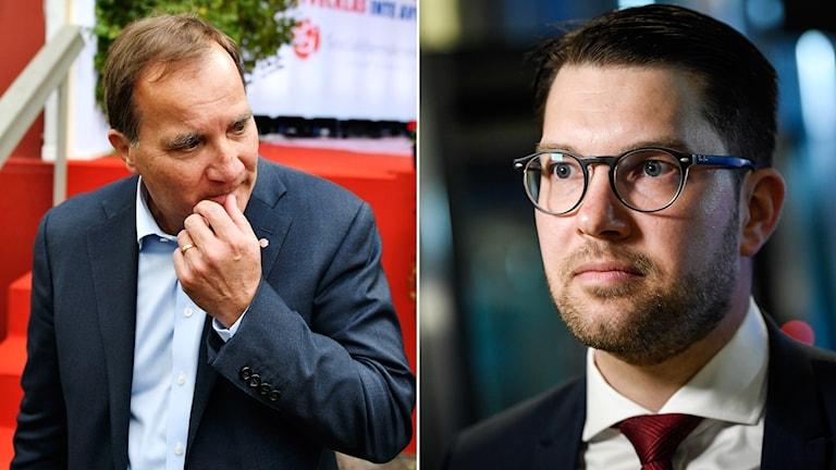 Löfven och Åkesson