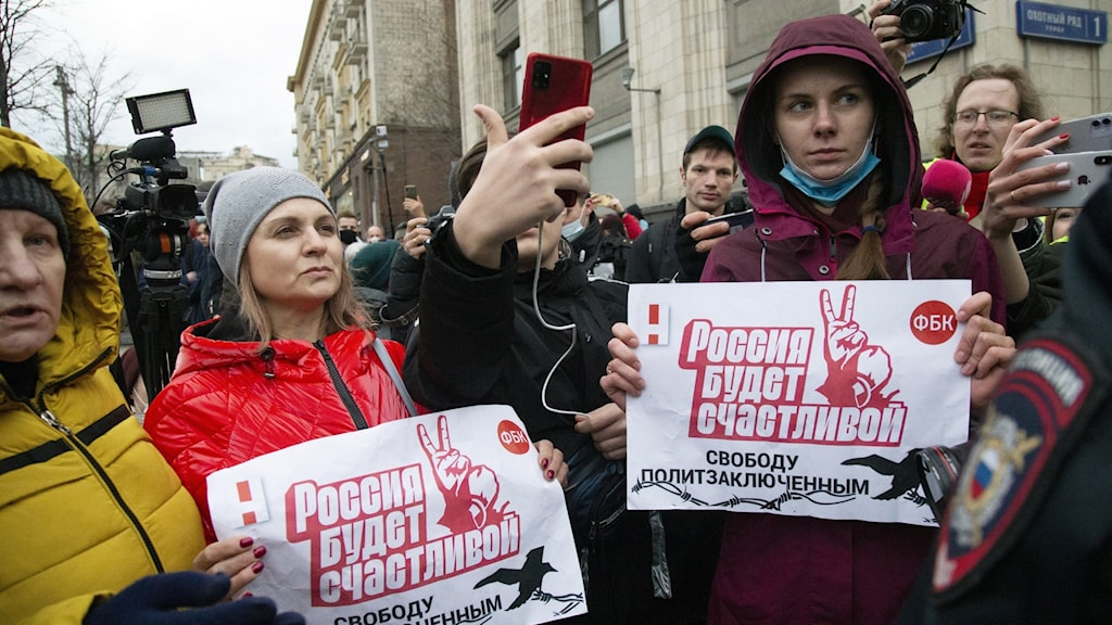 Navalny politik