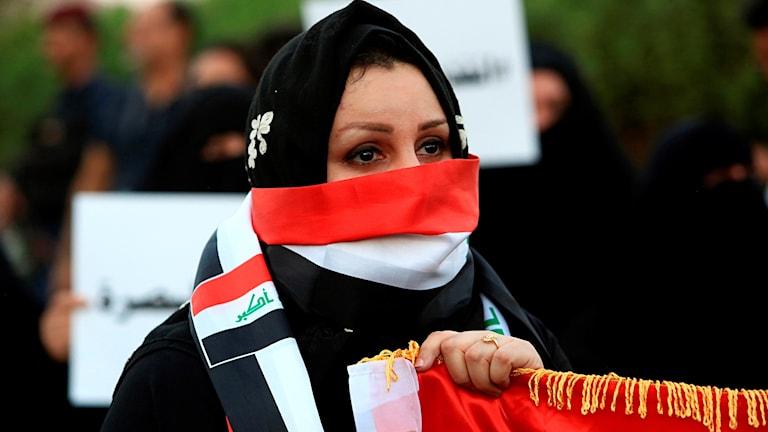 I Irak har fyra unga kvinnor dödats på kort tid