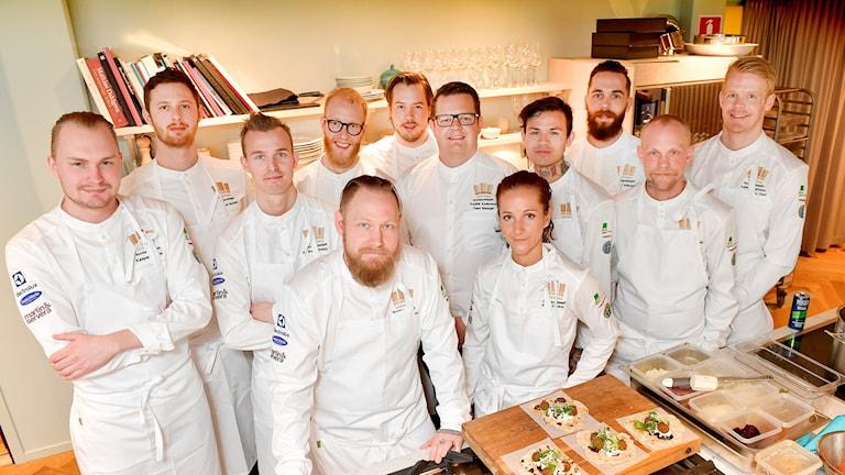 Det svenska kocklandslaget