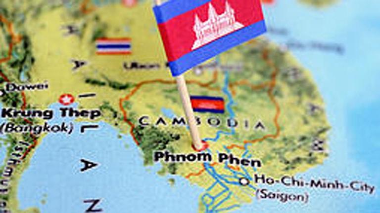 Kambodja. Foto: TT.