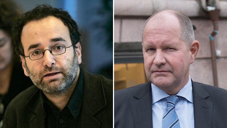 Felipe Estrada och Daniel Eliasson
