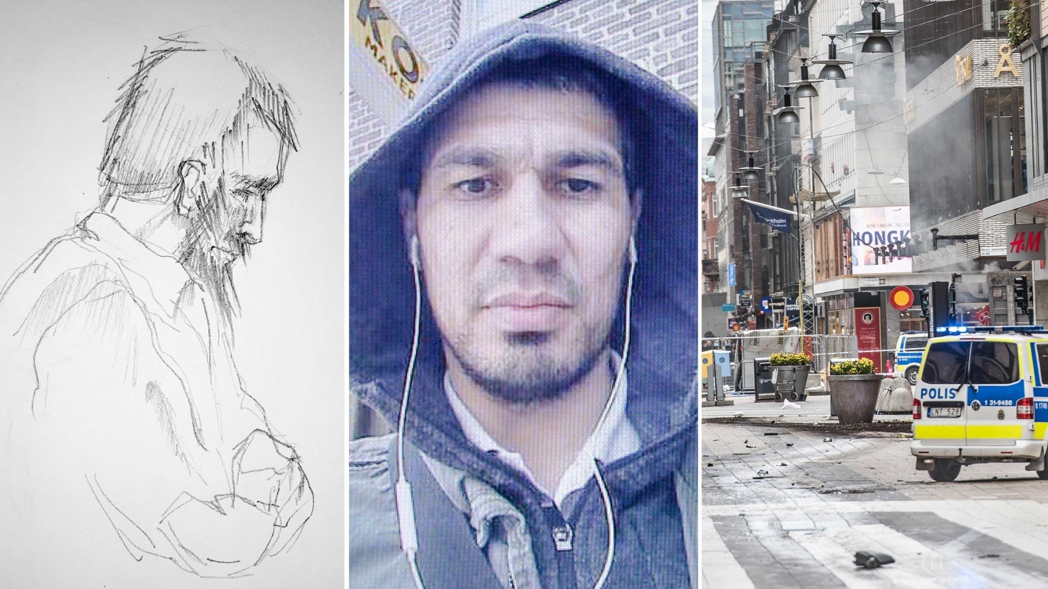 Domen mot Rakhmat Akilov - P3 Nyheter extrasänder
