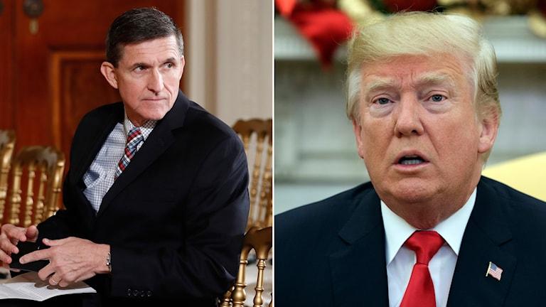 Trump och Flynn