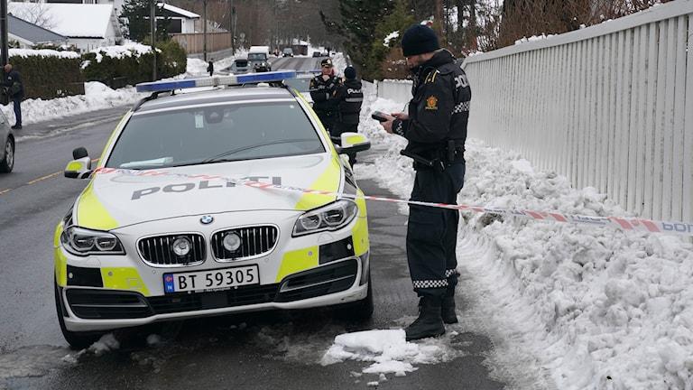 Norsk polis