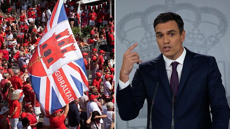 Pedro Sanchez Gibraltar brexit Spanien