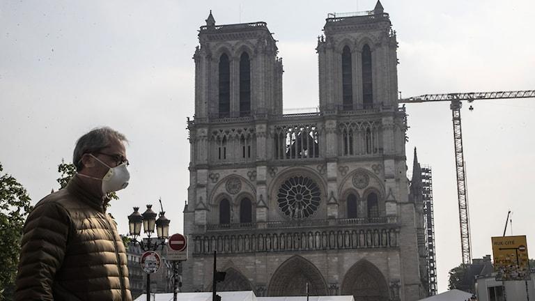 Notre Dame-katedralen.