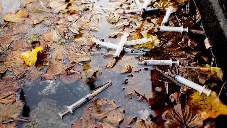 Nu kan det bli lättare för narkomaner att få tag på rena sprutor.