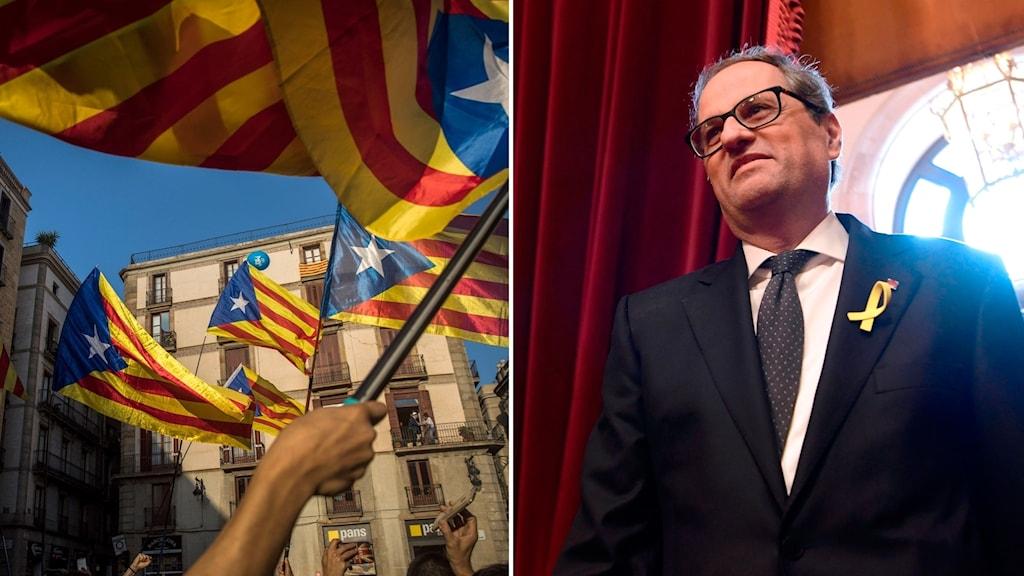 Katalonien, Quim Torra