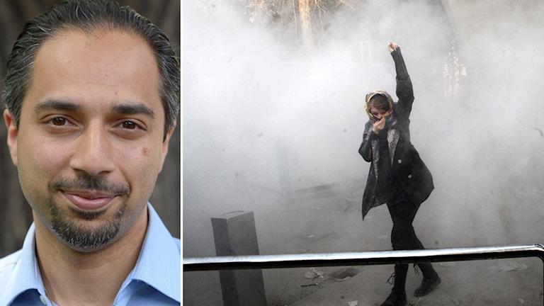 Iranexperten Trita Parsi om protesterna i Iran