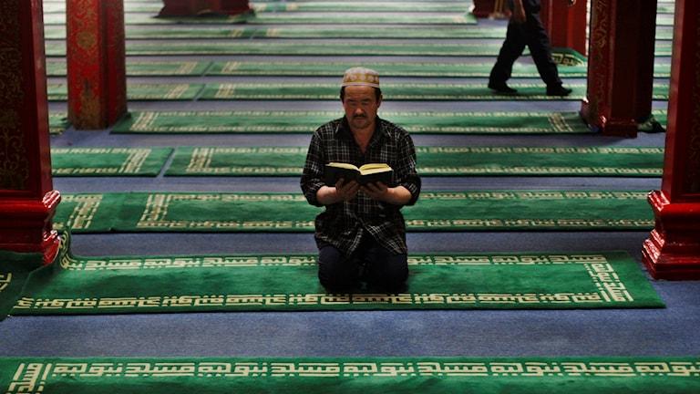 Tjänstemän flyttar in hos muslimska familjer i Kina